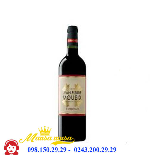 Vang Pháp Bordeaux Jean Pierre Moueix