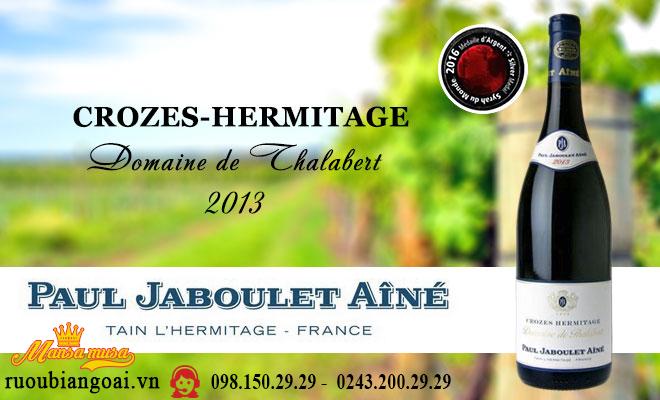 Vang Pháp Jaboulet VDF Viognier