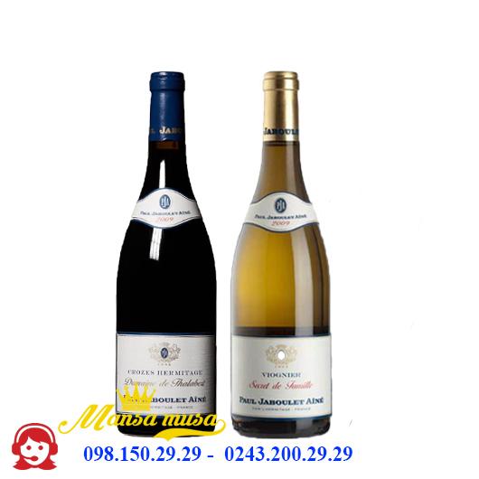 Vang Pháp Jaboulet VDF Viognier/ Syrah