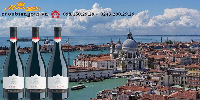 Rượu vang Cantina La Salute Baldassare - Rượu vang Ý
