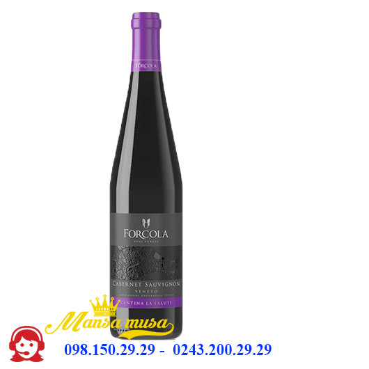 Forcola Cabernet Sauvignon
