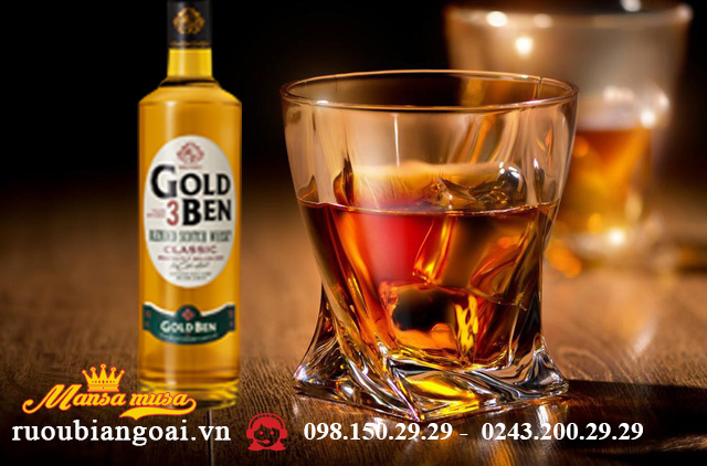 Rượu Blended Scotch Whisky