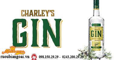 Rượu Gin Charley's 37,5%