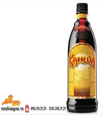 Rượu Kahlua 20% coffee