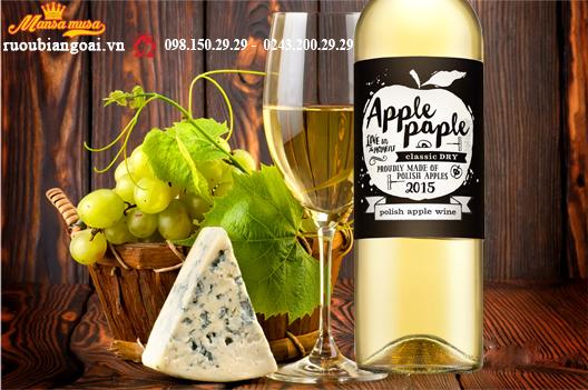 rượu vang trắng ba lan