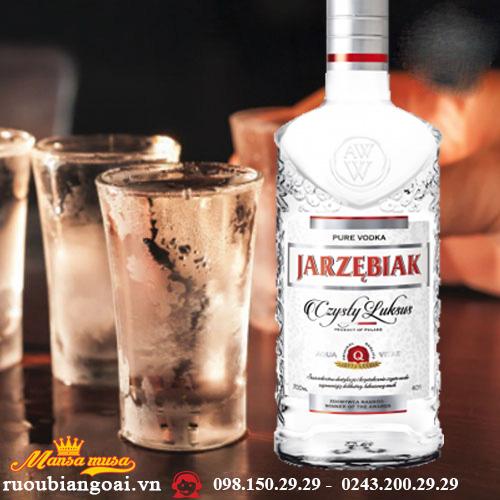 Rượu Jarze Czysty Luxus Vodka