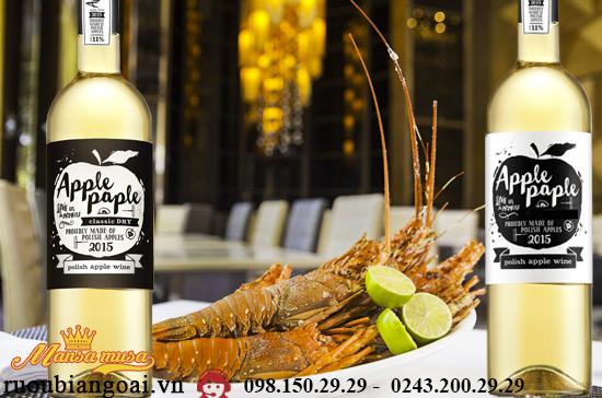 Rượu vang táo Ba Lan