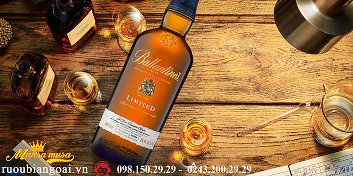 Rượu Ballantines Limited