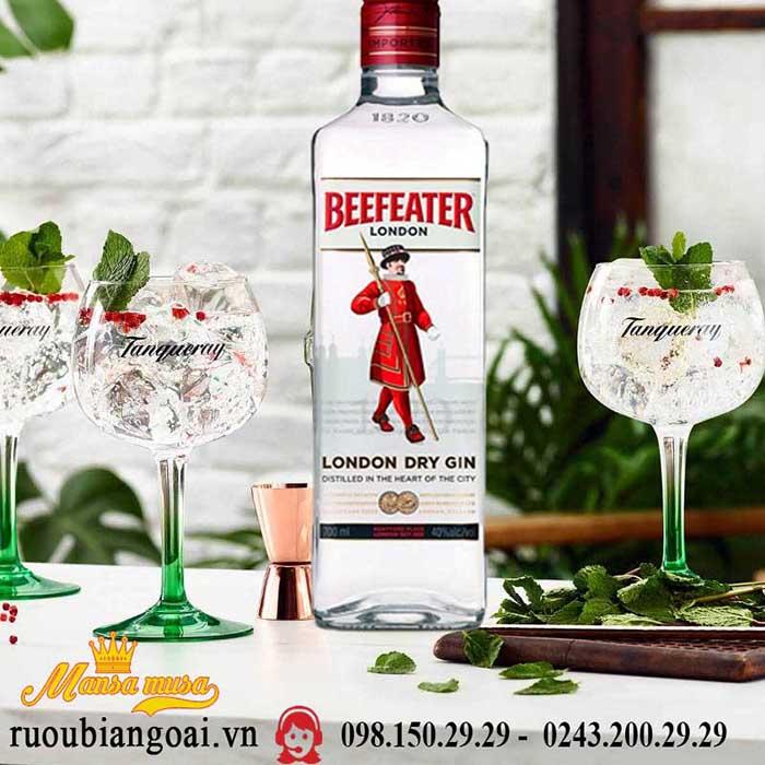 Rượu Gin Beefeater