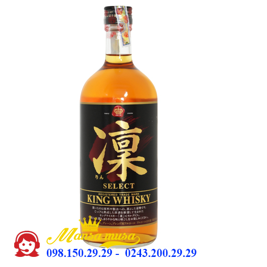 Rượu King Whisky Rin Select