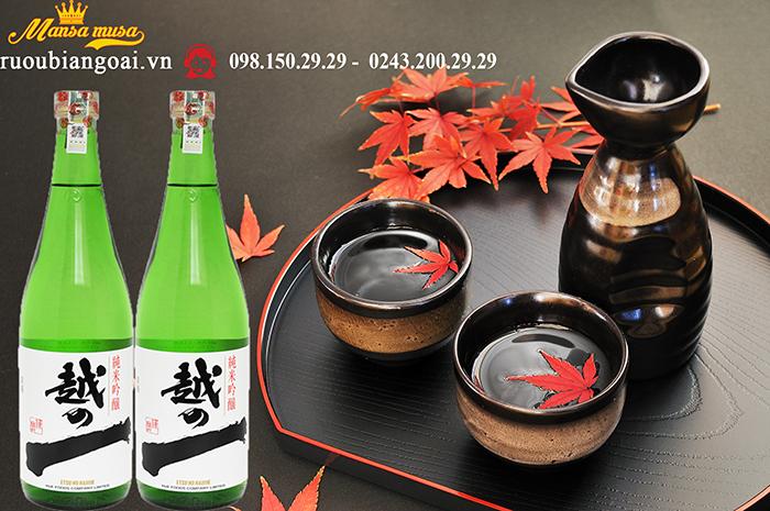 Rượu Sake Etsuno Hajime