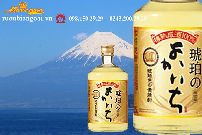 Rượu Shochu Kohaku No Yokaichi