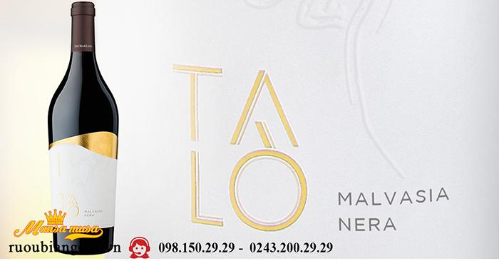 Rượu Vang Talo Malvasia Nera - Rượu Vang Ý