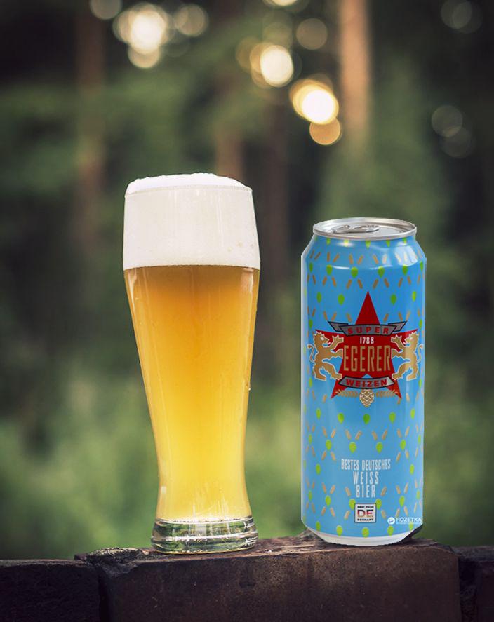 Bia Đức Egerer Weizen