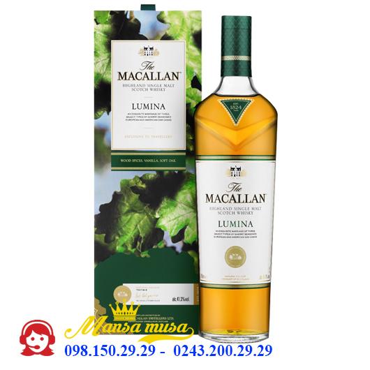 Rượu Macallan Lumina