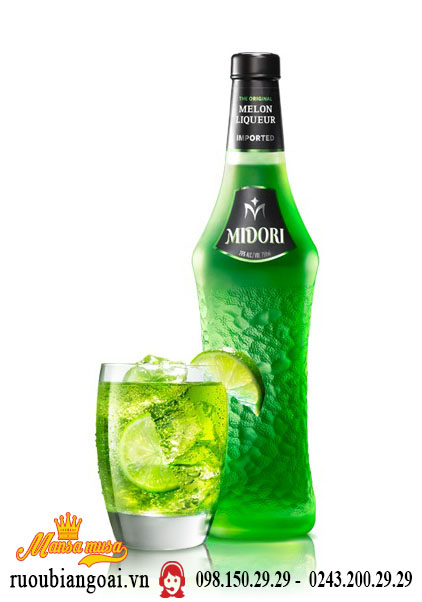 Rượu Midori Melon