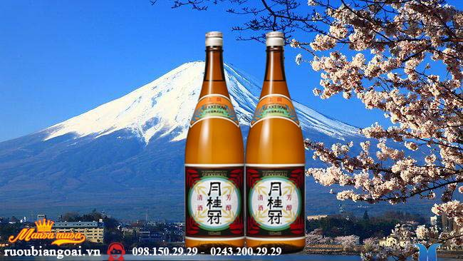 Rượu Sake Traditional 1800ml