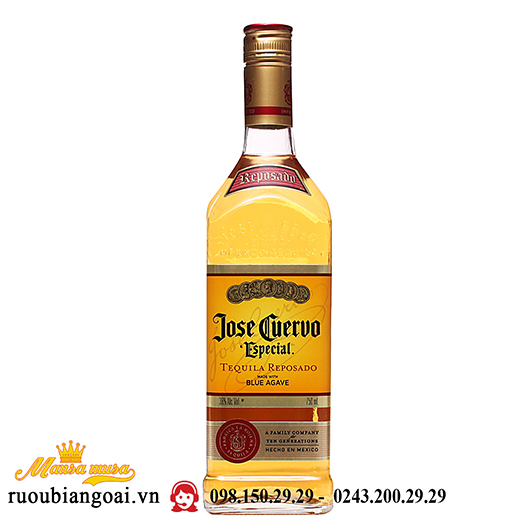 Rượu Tequila 7HC – Jose Cuve