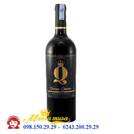 Vang Ý Q Queen Queen