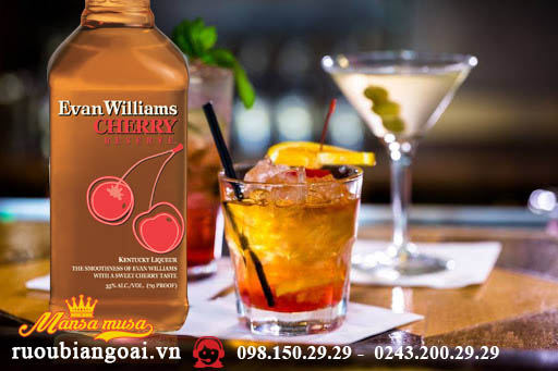 Rượu EW Reserve Cherry Liqueur
