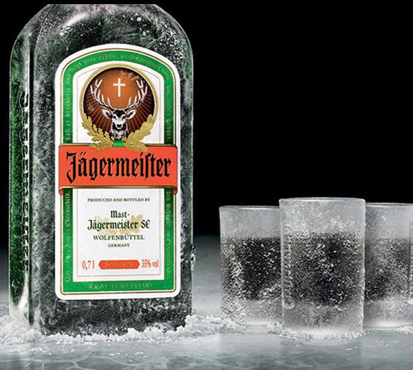Cách thưởng thức rượu Jagermeister