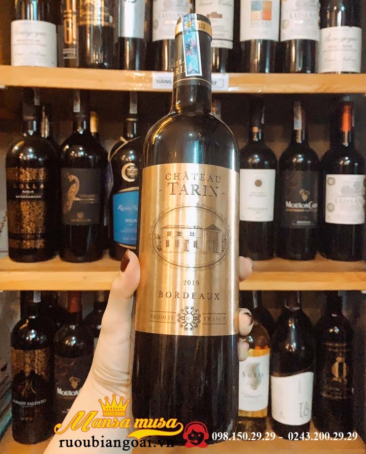 Rượu vang Pháp Tarin