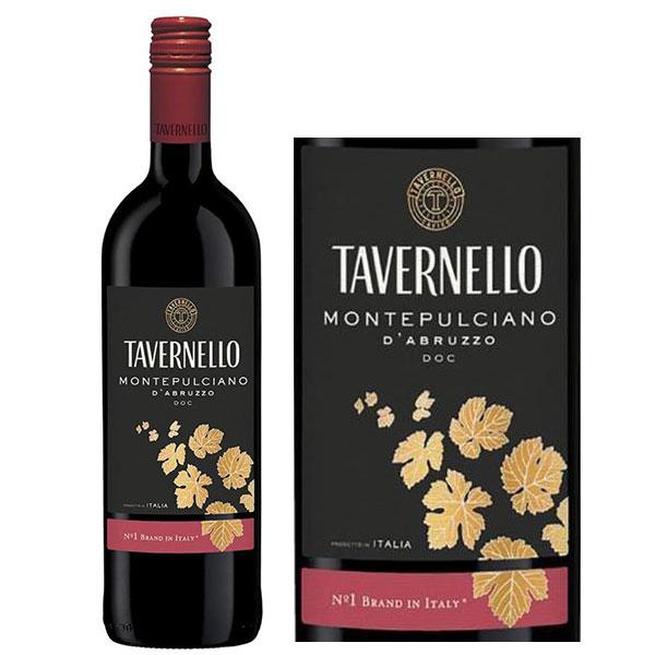 Vang Tavernello Montepulciano D'Abruzzo