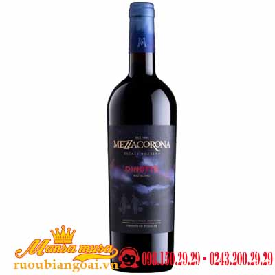Rượu Vang Mezzacorona Di Notte