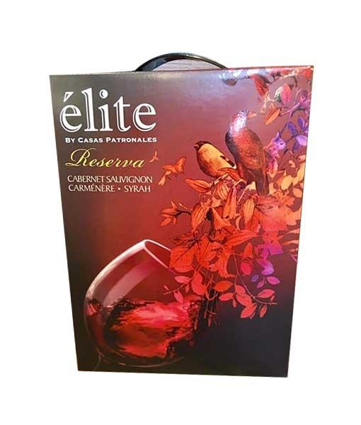 Vang Chile Elite Reserva Blend (Bịch 3L – 5 Lít )