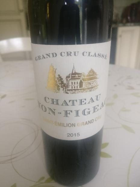 Vang pháp chateau yon figeac (grand cru classé)