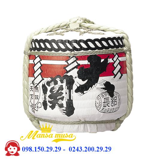 Rượu Ozeki Barrel 1800 ml
