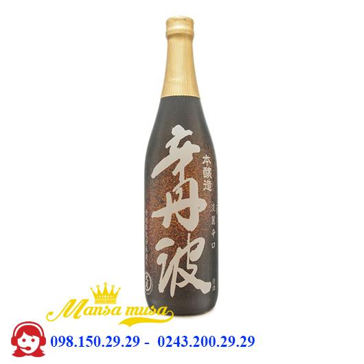 Rượu Ozeki hozonjo Karatamba 720 ml