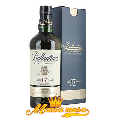 Rượu Ballantines 17 năm