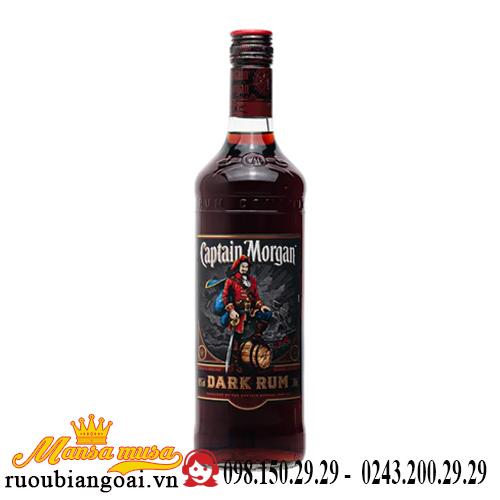 Rượu Captain Morgan Black