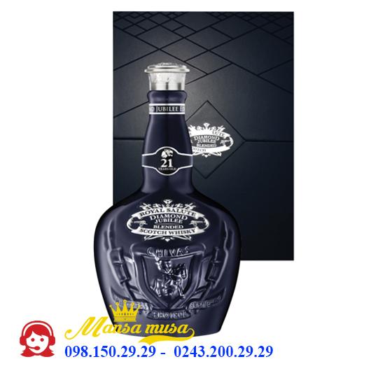 Rượu Chivas 21 Diamond Jubilee