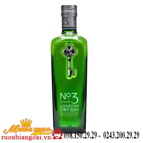 Rượu Gin No. 3