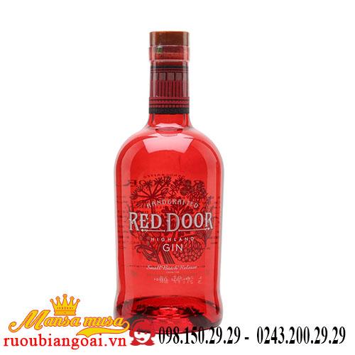 Rượu Gin Red Door