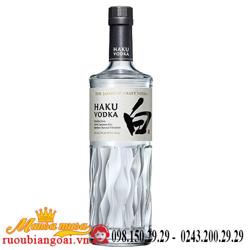 Rượu Haku Vodka