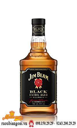 Rượu Jim Beam Black