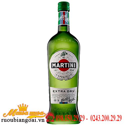 Rượu Martini Extra Dry