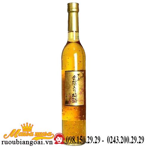Rượu mơ vảy vàng Kikkoman