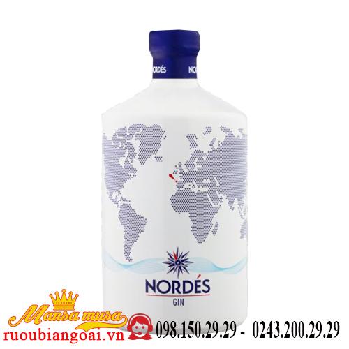 Rượu Nordes Gin