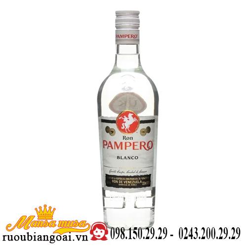 Rượu Pampero Blanco