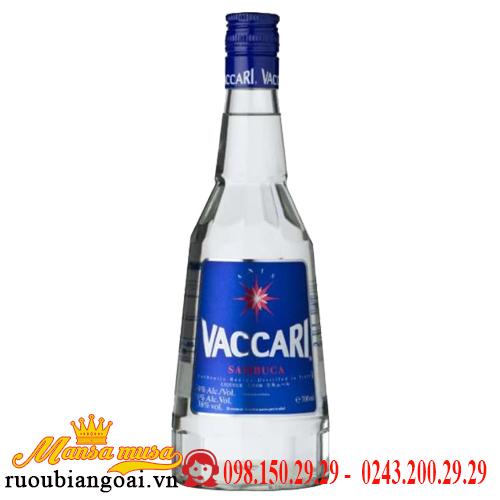 Rượu Vaccari Sambuca