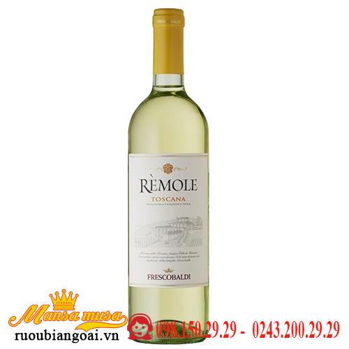 Vang Ý Remole Toscana Bianco