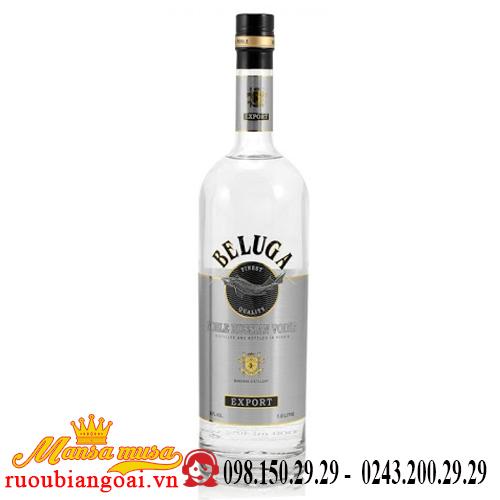 Rượu Vodka Beluga 1 lít