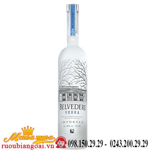 Rượu Vodka Belvedere 6 lít