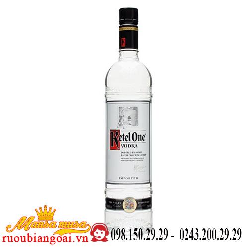 Rượu Vodka Ketel One