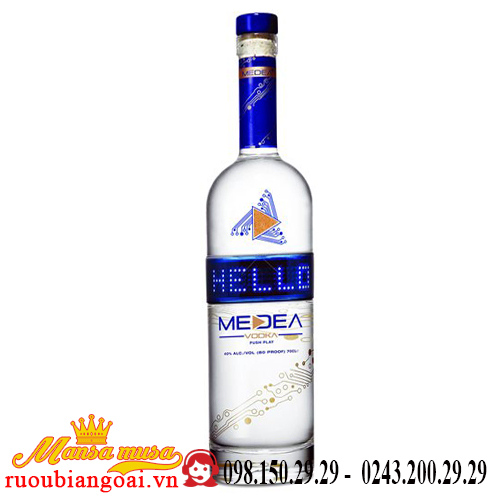 Rượu vodka Medea
