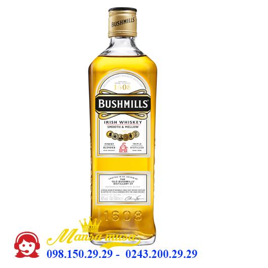 Rượu Whiskey Bushmills Original